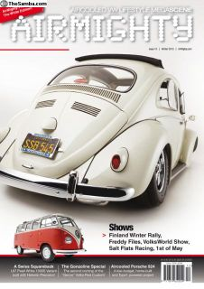 AirMighty Megascene Aircooled Issue # 12