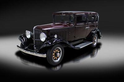 1931 REO Flying Cloud Sedan