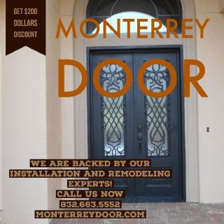 Wrought Iron Doors, Entry Doors