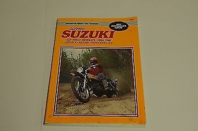 Buy SUZUKI CLYMER 125-400CC SINGLES 1964-1981 SERVICE REPAIR PERFORMANCE MANUAL motorcycle in Fort Worth, Texas, United States, for US $19.95