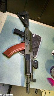 For Sale: Rifle Dynamics Pistol