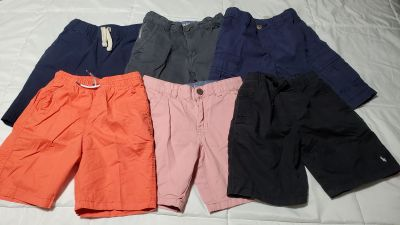 Lot of 6 shorts for boy