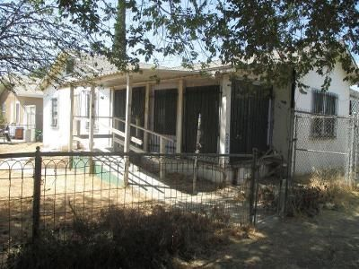 2 Bed 1 Bath Foreclosure Property in Pixley, CA 93256 - W Bradbury Ave