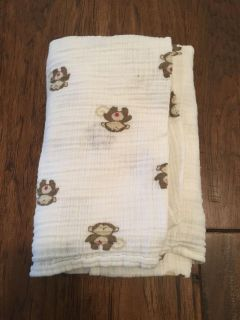 Aiden and Anais Muslin blanket