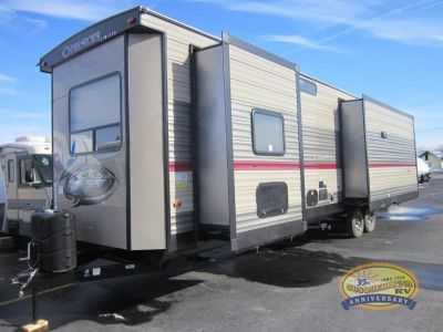 2018 Forest River Rv Cherokee Destination Trailers 39RL