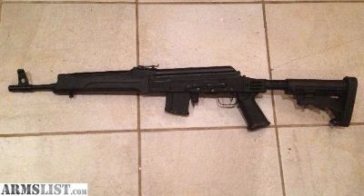 For Sale: CUSTOM SAIGA .223/5.56 NATO