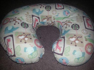 Brand New Boppy pillow Jungle Themed