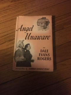 Signed book by Dale Evans