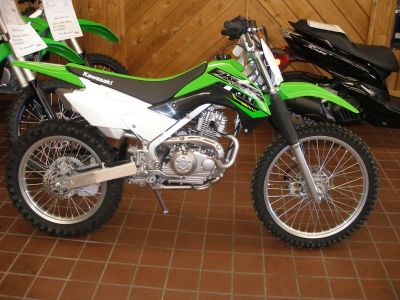 2019 Kawasaki KLX 140G Competition/Off Road Motorcycles Abilene, TX