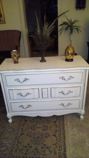 French Provincial Dresser Chest