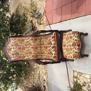 Another Antique Rocking Chair