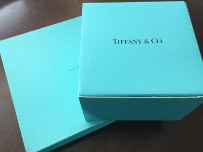Tiffany & Co Holiday serving plate and bowl