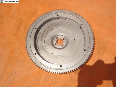 200 MM 6-Volt Flywheel