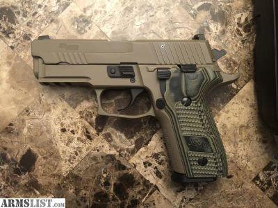 For Sale: Sig Sauer P229 Elite Scorpion FDE