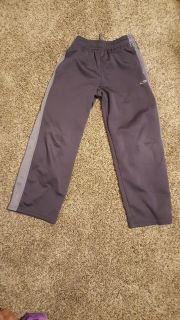Champion Duo Dry gray pull on pants size M 8-10