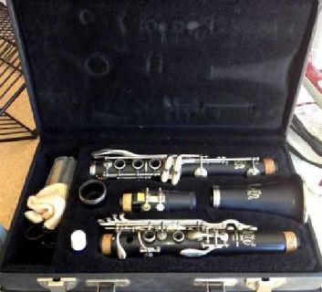 $160 LeBlanc Vito 7214 Clarinet (Logan)