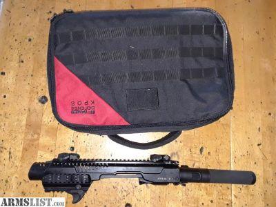 For Sale: KPOS Pathfinder glock conversion