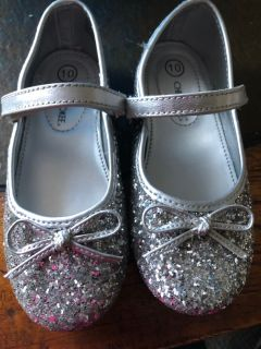 Toddler Sparkle Shoes