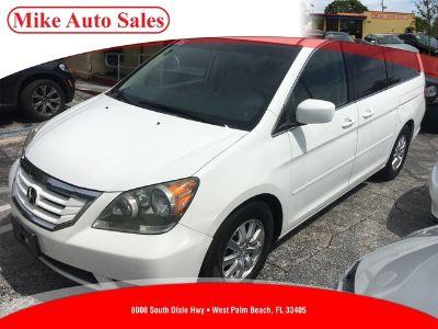 2009 Honda Odyssey EX-L (WHITE)