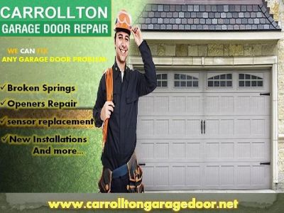 Commercial Garage Door Motor Repair Service Carrollton, TX