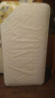 Baby Crib Mattress in Excellent condition! Sealy Brand!