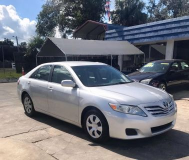 2010 Toyota Camry Base (Silver)