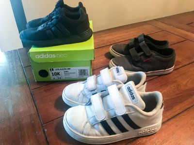 Toddler size 10 shoes