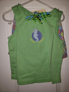 Girls gymboree summer outfit