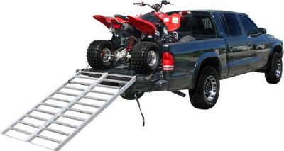 Sell NEW ATV QUAD BI-FOLD RAMP-EXTRA WIDE ALUMINUM RAMPS (IBF-7148) motorcycle in West Bend, Wisconsin, US, for US $132.99