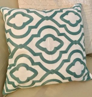 """4 Different Designs- see all photos! 18"""" pillow covers"""