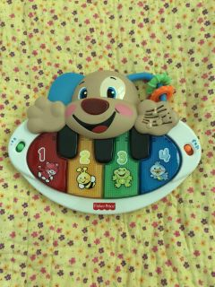 Fisher-Price Laugh & Learn Puppy Piano