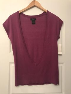 NWT - Beautiful Nordstrom violet sweater