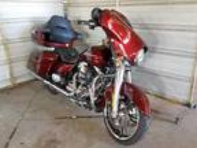 Salvage 2015 HARLEY-DAVIDSON FLHXSE STREET GLIDE for Sale