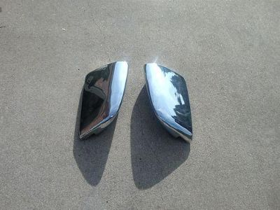 Buy 1961-1963 Lincoln Continental Rear Bumper End Pair motorcycle in Conyers, Georgia, US, for US $118.00
