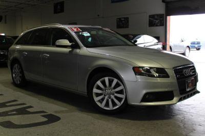 2012 Audi A4 2.0T quattro Avant Premium (Ice Silver Metallic)