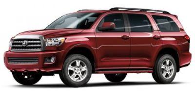 2012 Toyota Sequoia SR5 (Pyrite Mica)