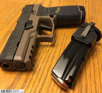 For Sale/Trade: Sig sauer p320 carry.