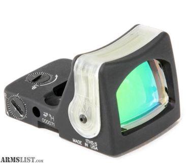 For Sale/Trade: Trijicon RMR 9.0 MOA Green Dot