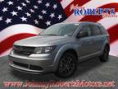 2018 Dodge Journey Silver, 13 miles