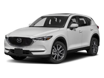 2018 Mazda CX-5 Grand Touring (Eternal Blue Mica)