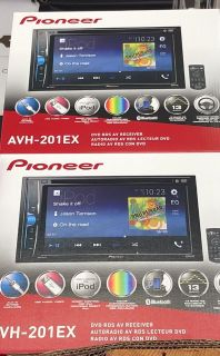 PIONEER DVD / BLUETOOTH