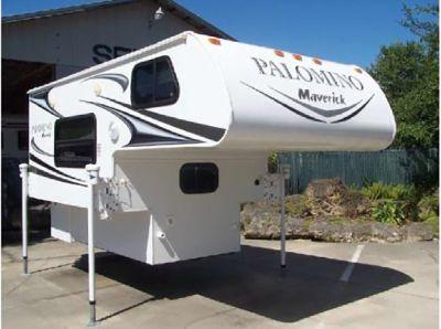 Financing! 2012 17ft. Palomino Maverick Truck Camper