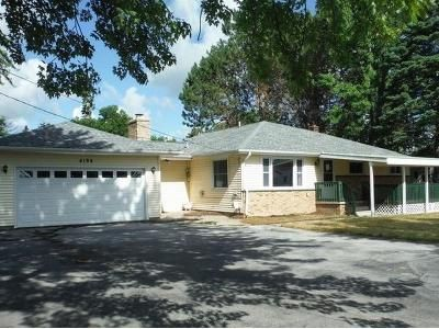 3 Bed 1.5 Bath Foreclosure Property in Bay City, MI 48706 - 2 Mile Road