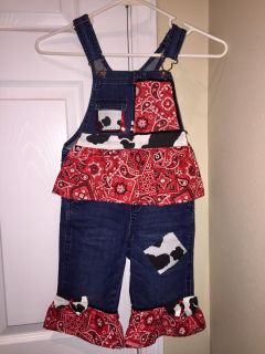 Western wear with sequins /OOC 4T $30