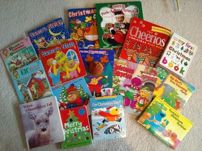 Collection of 16 Children's Christmas Books