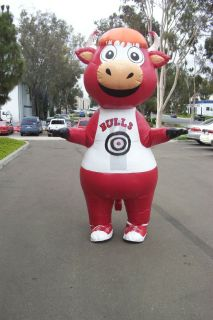 Improve your business by promoting in JD's Inflatable & Fur Costumes