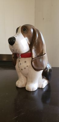 Hound Cookie Jar