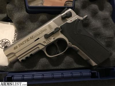 For Sale: Smith & Wesson 4006TSW CHP