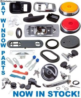 New & Used Bay Window Bus Parts!