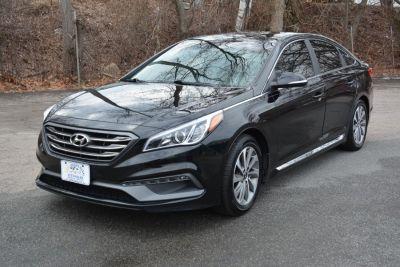 2015 Hyundai Sonata 4dr Sdn 2.0T Limited w/Gray Ac (Black)